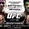 UFC 175 Preview