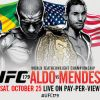 UFC 179 Fight Preview