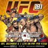 UFC 181 Fantasy Fight Preview