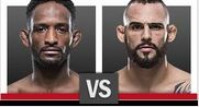 Upcoming UFC Events: Neil Magny vs. Santiago Ponzinibbio on Fox Sports 1