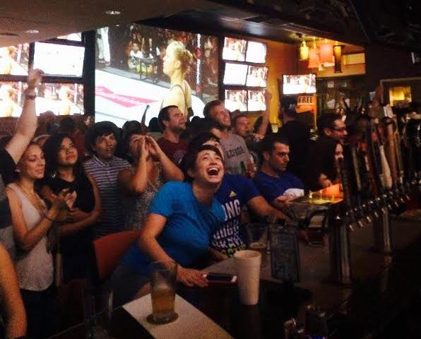 Frankies bar fort worth