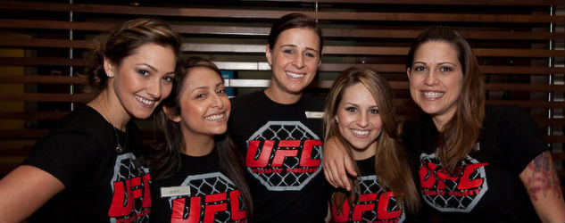 College Event Ideas - UFC pay per view events