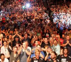 College Event Ideas - UFC Fights