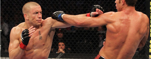 UFC Pay-Per-View: Georges St-Pierre