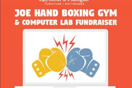 Raymour & Flanigan to host fundraiser with Joe Hand Boxing Gym & Computer Lab