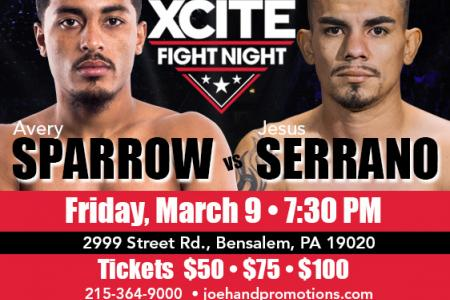 Xcite Fight Night Undercard Breakdown