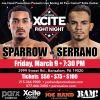 Xcite Fight Night Undercard Breakdown