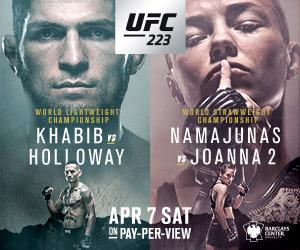 Khabib to Face Iaquinta for Official Lightweight Title