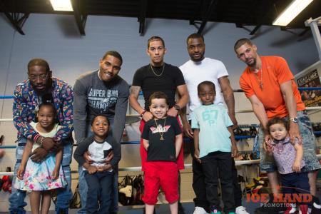 Fatherhood: The Backbone of Boxing